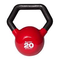 Гиря 9,1 кг (20lb) KETTLEBALL