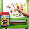 """Набор магнитов """"Мой маленький мир. Овощи, фрукты"""" VT3106-03, фото 2"""