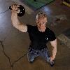 Гиря 31,8 кг (70lb) классическая, фото 7