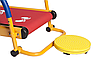Детская беговая дорожка с диском-твист, фото 2