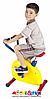 Детский велотренажер с компьютером, фото 5