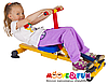 Детский гребной тренажер с одной рукояткой, фото 3