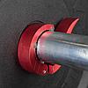 Замки алюминиевые ROEPKE красные (пара), фото 9