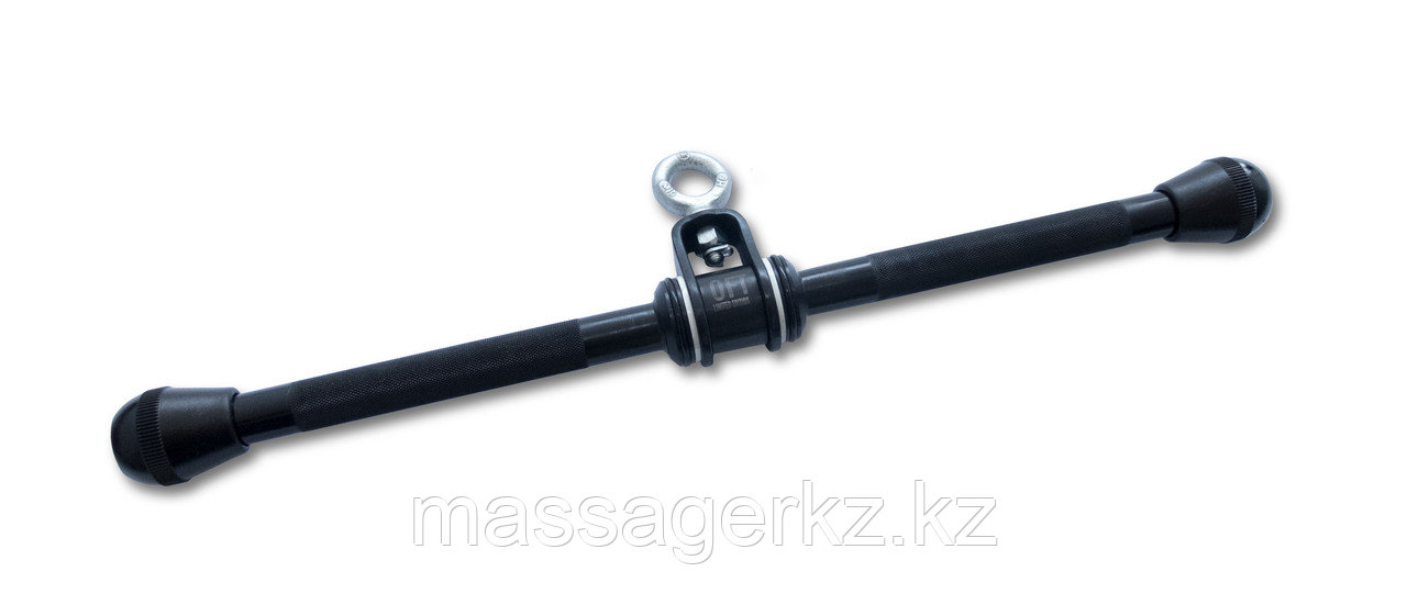 Рукоятка для тяги прямая черная Premium