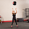 Тренировочный мяч мягкий WALL BALL 11,3 кг (25lb), фото 6