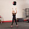 Тренировочный мяч мягкий WALL BALL 2,7 кг (6lb), фото 6