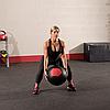 Тренировочный мяч мягкий WALL BALL 3,6 кг (8lb), фото 10