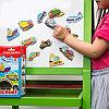 """Набор магнитов """"Мой маленький мир.Транспорт"""" VT3106-04, фото 4"""