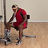 Упряжь для тренировки мышц шеи кожаная, фото 4