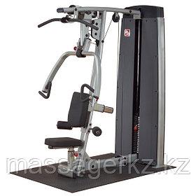 Двухпозиционный тренажер многофункциональный жим и верхняя тяга Body-Solid DPLS-SF