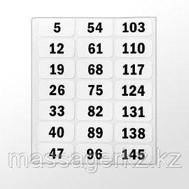 Комплект наклеек на весовой стек № 2 (для SP/PP15)