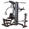 Мультистанция Body-Solid F500 с весовым стеком 140 кг, фото 4