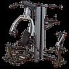 Мультистанция Body-Solid F500 с весовым стеком 95 кг, фото 4