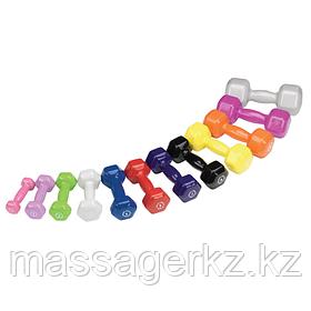 Набор гантелей от 0,5 до 6,8 кг (1-15lbs) 12 пар