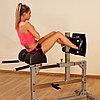 Римский стул регулируемый Body-Solid SGH500, фото 5