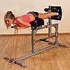 Римский стул регулируемый Body-Solid SGH500, фото 7