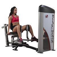 Сведение/Разведение ног сидя с весовым стеком 72,5 кг