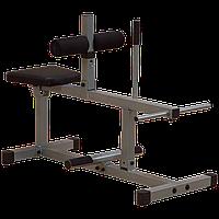 Тренажер голень сидя Body-Solid PSC43X на свободном весе