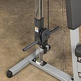 Тренажер для грудных и дельтовидных мышц Body-Solid GPM65 на свободных весах, фото 3