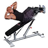 Тренажер для мышц брюшного пресса Body-Solid SAB500