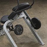 Тренажер для мышц брюшного пресса спины Body-Solid GAB300 на свободном весе, фото 6
