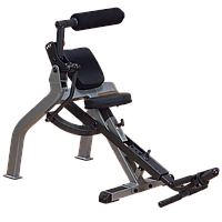 Тренажер для мышц брюшного пресса спины Body-Solid GAB350 на свободном весе