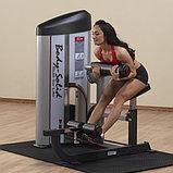 Тренажер для тренировки пресса\спины с весовым стеком 72,5 кг, фото 2