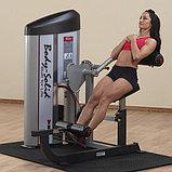 Тренажер для тренировки пресса\спины с весовым стеком 72,5 кг, фото 3