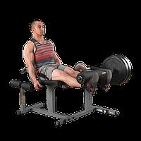 Тренажер сгибание-разгибание ног (маятник) Body-Solid GCEC340 на свободном весе
