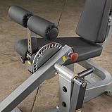 Тренажер сгибание-разгибание ног (маятник) Body-Solid GCEC340 на свободном весе, фото 5