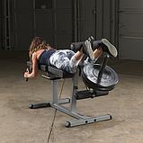 Тренажер сгибание-разгибание ног Body-Solid GLCE365 на свободном весе, фото 3