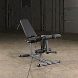 Тренажер сгибание-разгибание ног Body-Solid GLCE365 на свободном весе, фото 4