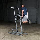 Тренажер турник-брусья-отжимания Body-Solid GVKR82, фото 4