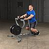 Тренажер тяга с упором в грудь Body-Solid GSRM40 на свободных весах, фото 2