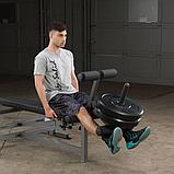 Универсальная скамья для жима складная Body-Solid GDIB46L, фото 6