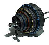 Штанга олимпийская 225 кг (диски-TPU), фото 2