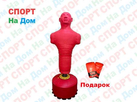 Боксерская груша манекен герман 14 (красный), фото 2