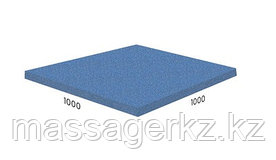 Резиновая плитка - напольное покрытие Standart 1000x1000x20 мм