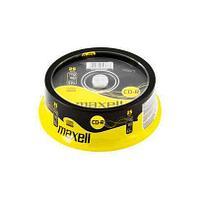 Диски CD-R   700mb 80 МИН 25 шт MAXELL -шпиндель