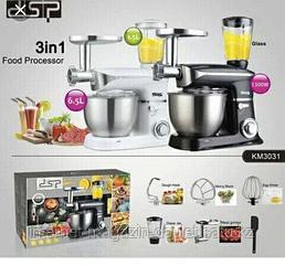 Кухонный комбайн 3 в 1 DSP