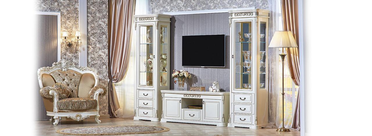 МАДЛЕН, гостиная мебель, крем