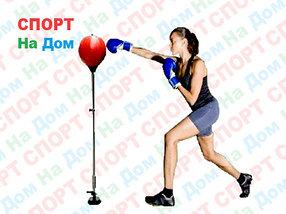 Груша для бокса детская с присоской к полу