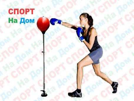 Груша для бокса детская с присоской к полу, фото 2