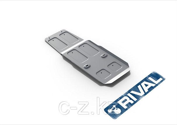 Защита картера и КПП, Алюминий, Infiniti FX35 2008-2010, фото 2