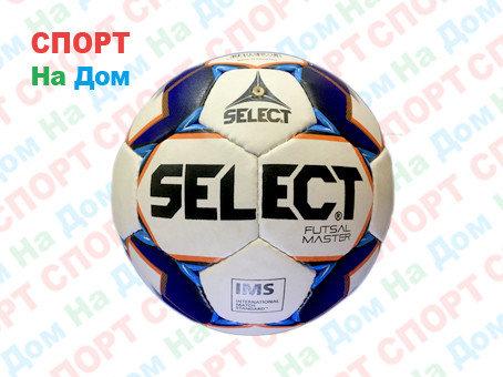 Футбольный мяч SELECT futsal master 4, фото 2