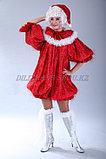 """Новогодний костюм """"Девушка Санта"""", фото 2"""