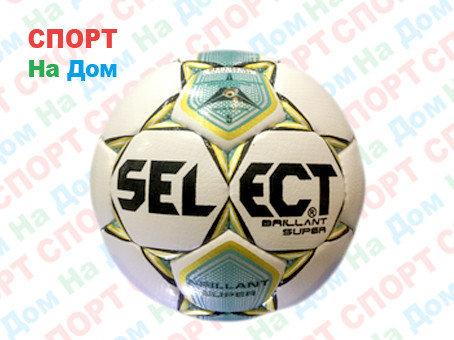 Футбольный мяч SELECT Brillant super 4, фото 2