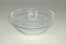Чашка косметологическая 10 см, стекло