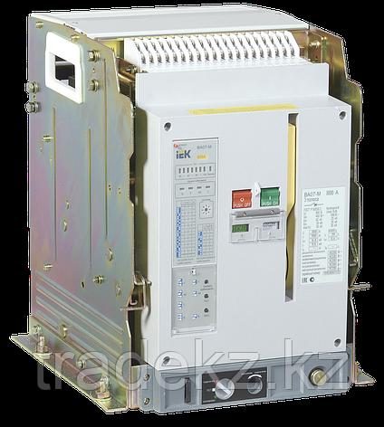 Выключатель автоматический ВА07-М стационарный 3Р 1250А Icu=80кА IEK, SAB-2000-KRS-3P-1250A-80, фото 2