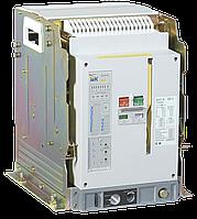 Выключатель автоматический ВА07-М стационарный 3Р 1600А Icu=80кА IEK, SAB-2000-KRS-3P-1600A-80